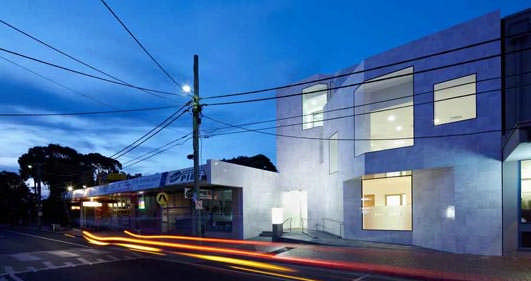 Beaumaris Dental Dentists Building Victoria