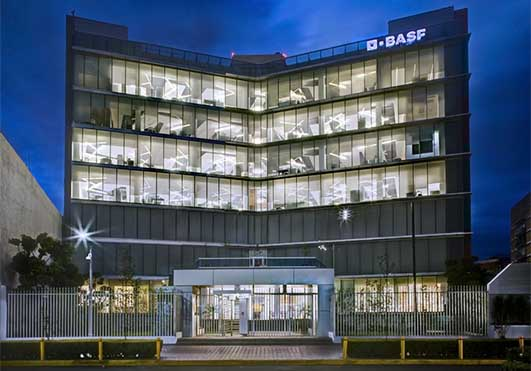 BASF Headquarters Building