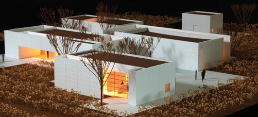 Cuna de Tierra Winery - Building Designs of 2013