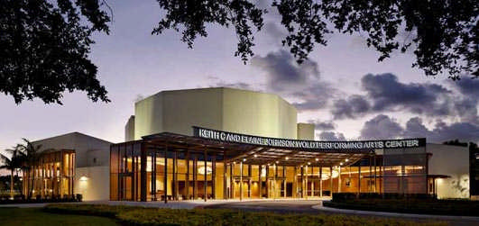Keith C. and Elaine Johnson Wold Performing Arts Center