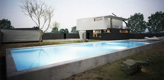 House Moldova - New Residential Architecture