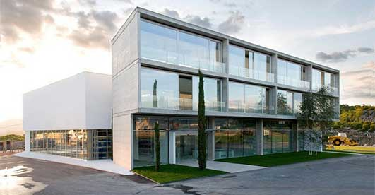 Neckom Offices & Showroom Montenegro