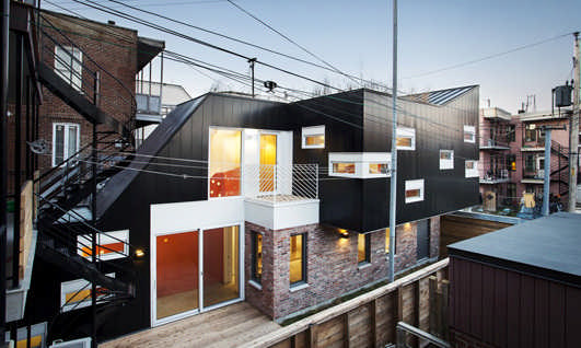 Montreal Flat Extension