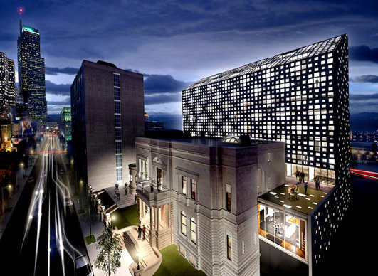 New Luxury Hotel in Montreal