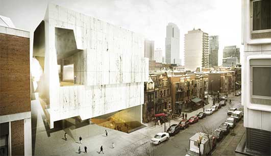 Fifth Pavilion Competition Montréal