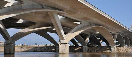 Hassan II Bridge Rabat