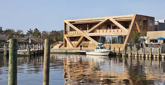 Fire Island Pines Pavilion New York