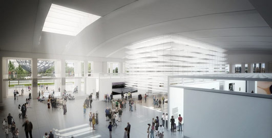 Queens Museum of Art Building Expansion