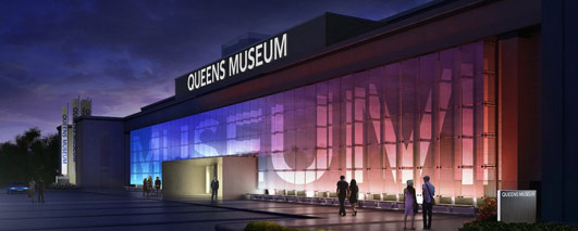 The Queens Museum of Art Expansion New York Building