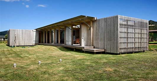 Compson Bach New Zealand - Residential Designs