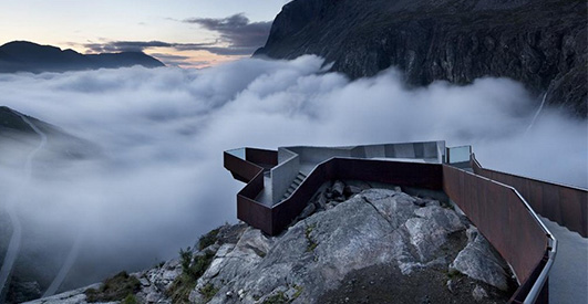 National Tourist Route Trollstigen