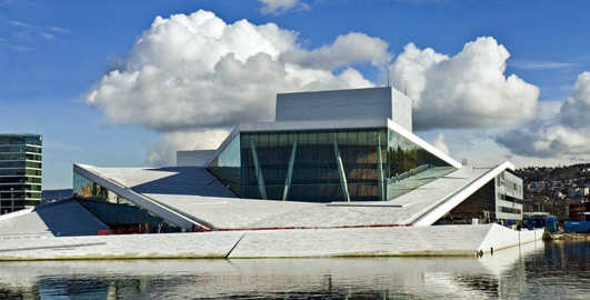 Oslo Architecture Tours