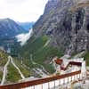 Trollstigen National Tourist Route Building