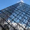 Louvre Pyramid French Architecture