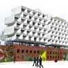 Paris Student Housing Design