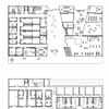 Plans by Brisac Gonzalez Architects