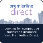Tradesman Insurance Provider with Premierlinedirect.co.uk