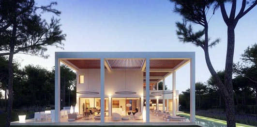 Villa in The Algarve