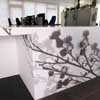 Corian Thistle Desk Scotland SEPA Offices Aberdeen