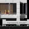 Farnsworth House Lego