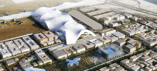 Airport City Doha