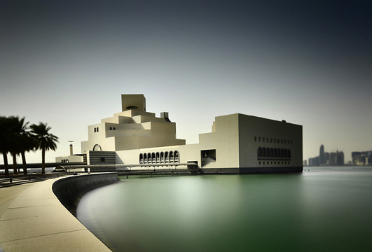 Museum of Islamic Art Doha by Pygmalion Karatzas