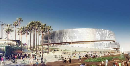Golden State Warriors Arena Building