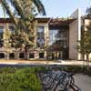 Stanford University Law School Building