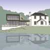 Scottish Borders house - New Home Designs