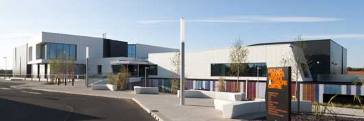 Michael Woods Sports and Leisure Centre