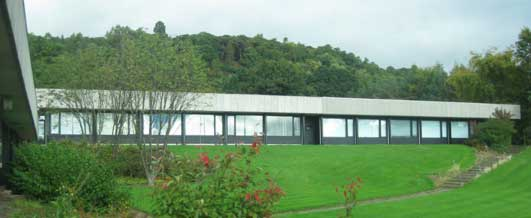 Stirling University Building