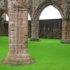 Sweetheart Abbey Building