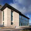 Higher Education Building in Fife, Scotland, design by bmj architects