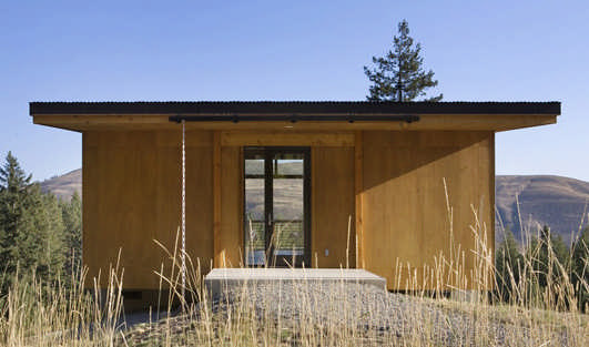 Pine Forest Cabin in Washington