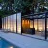 Medina Pool House Pavilion Washington