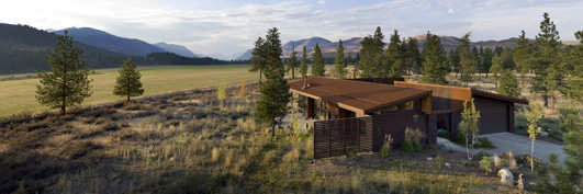 Wolf Creek View Cabin in Washington