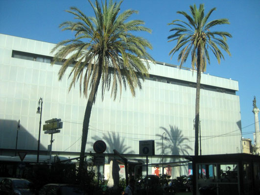 Contemporary Palermo Building photo by Architect Adrian Welch