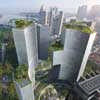 DUO towers Singapore