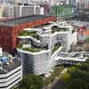 iluma building design by Singapore Architects office