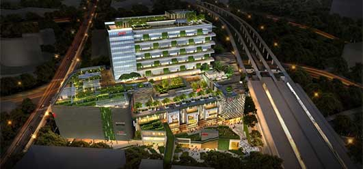 Jem Lifestyle Hub Singapore