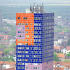 Herkules-Hochhaus - World's Most Colourful Towers