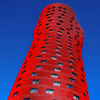 Hotel Porta Fira Building - World's Most Colourful Towers