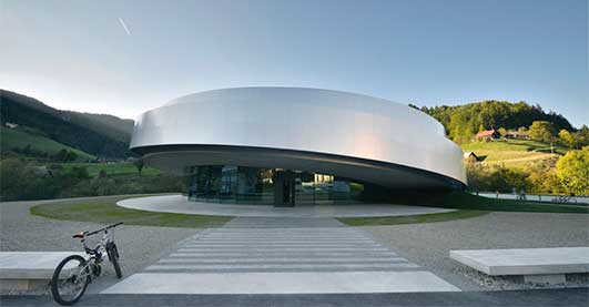 Cultural Center of European Space Technologies Slovenia