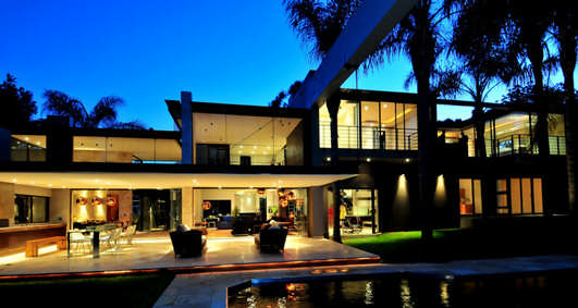 House in Morningside Johannesburg - South African Architecture