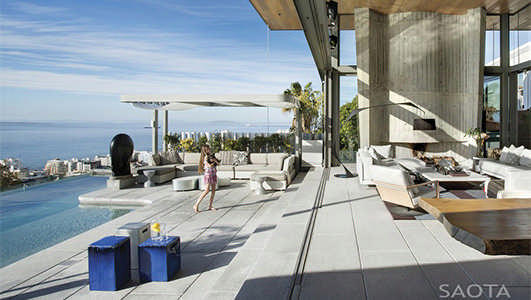 De Wet 34 Cape Town design by SAOTA Architects