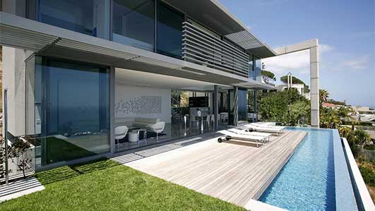 Head Road 1815 Cape Town design by SAOTA Architects