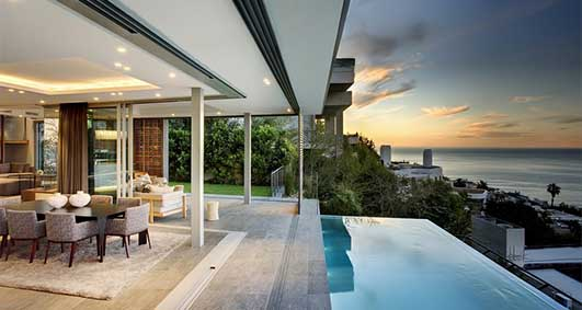 New House in Cape Town