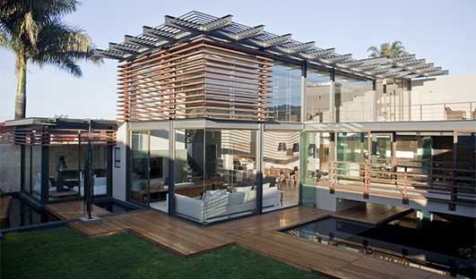 House Aboobaker - South Africa Architecture