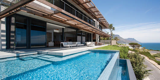 Kloof 151 Clifton Cape Town design by SAOTA Architects