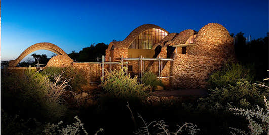 Mapungubwe Interpretation Centre Limpopo South Africa